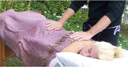 reiki is a hands on therapy
